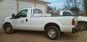 parks truck